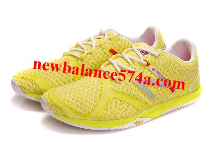 2013 New New Balance Minimus WR00BC Yellow White Yellow