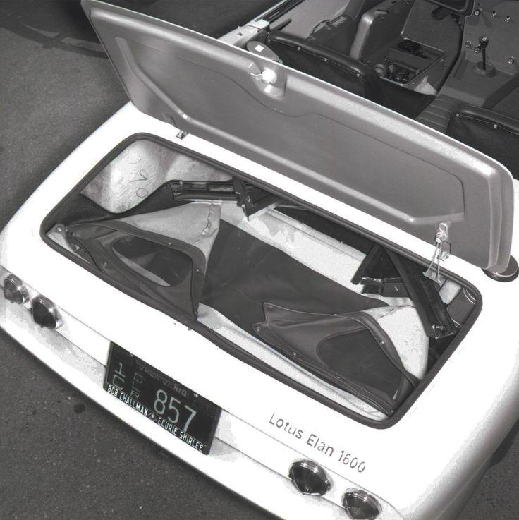 Road Test: 1964 Lotus Elan 1600