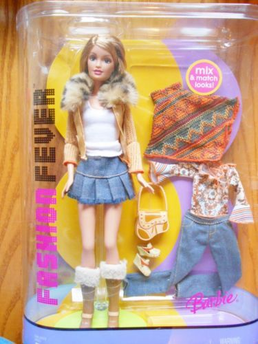 Barbie Fashion Fever Hot Looks Game