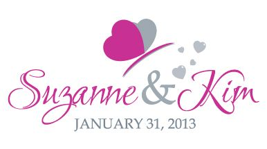 free wedding monogram maker and wedding logo design by