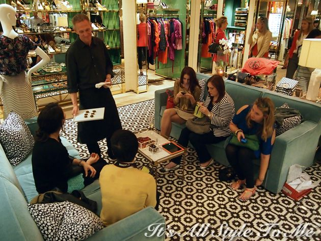 Tory Burch Launches First Boutique in Canada