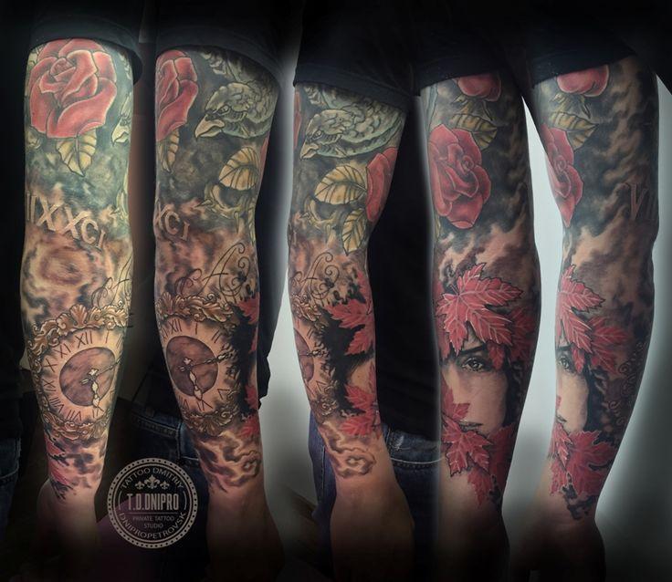 Tattoos #Ukraine #Yavtushenko #Private #Tattoo #Studio #Art # ...