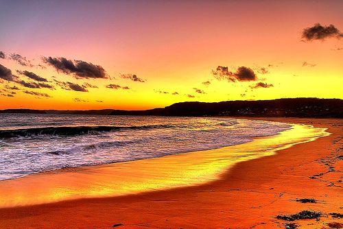 Putty Beach - Central Coast, NSW, Australia by 'Bobesh, via Flickr