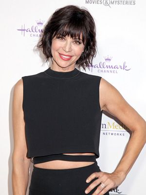 I really love her hair style. - Catherine Bell The Good Witch