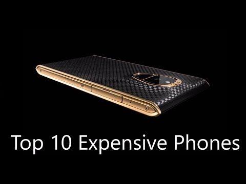 Top 10 Expensive Phones