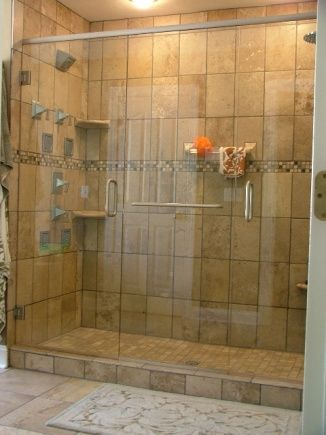 Double Shower Ideas Dream House