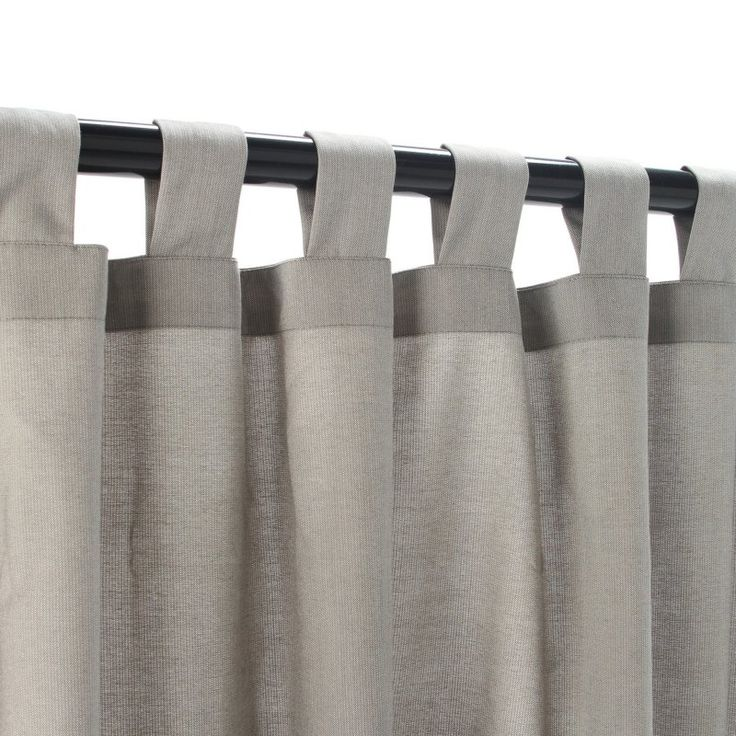 1000 Ideas About Tab Top Curtains On Pinterest Tab