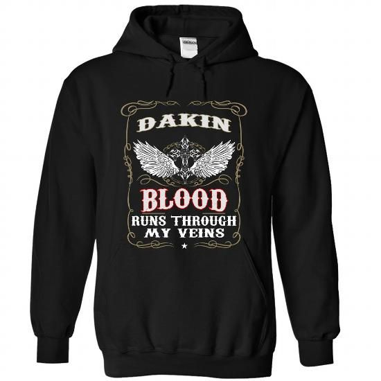 DAKIN - #green hoodie #hoodies for boys. ORDER HERE  => https://www.sunfrog.com/Names/DAKIN-Black-53229704-Hoodie.html?60505