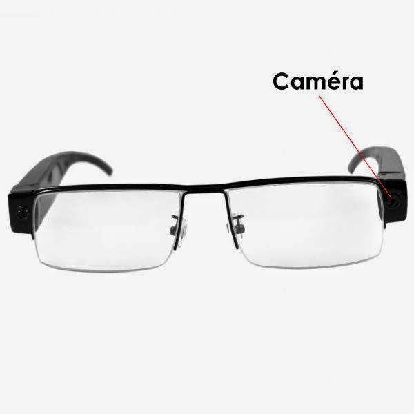 MAROC ESPION: lunette caméra profetionnelle V15 FULL HD 1080 P