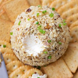 Classic Cheese Ball - Life Made Simple