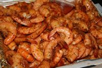 All In Flavor: Maryland Steamed Shrimp with Homemade Cocktail Sauce