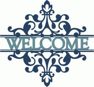 17 mejores im genes sobre vinilos welcome en pinterest - Vinilo welcome ...
