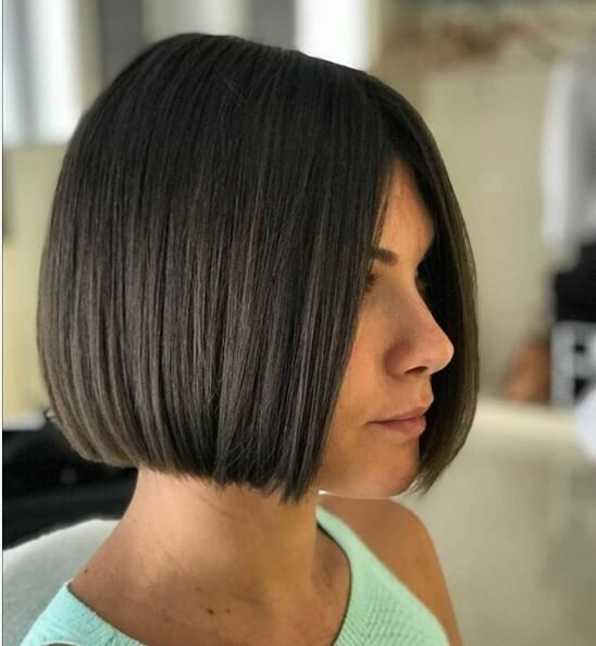 Meistgesuchte Bob-Frisuren für Frauen 2020 - Seite 18 von 35 - Hauptfrisuren