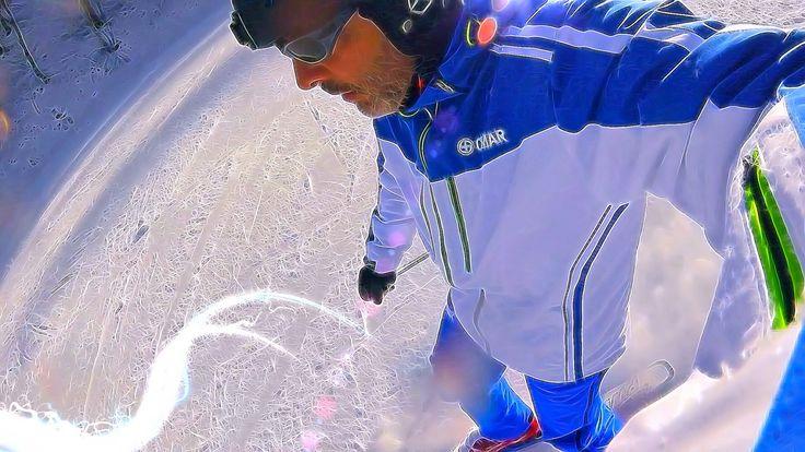 https://flic.kr/p/Q5V7L4 | lights skiing
