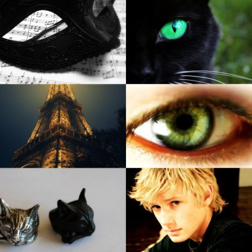 Well... i think he would make a good chat noir. right?
