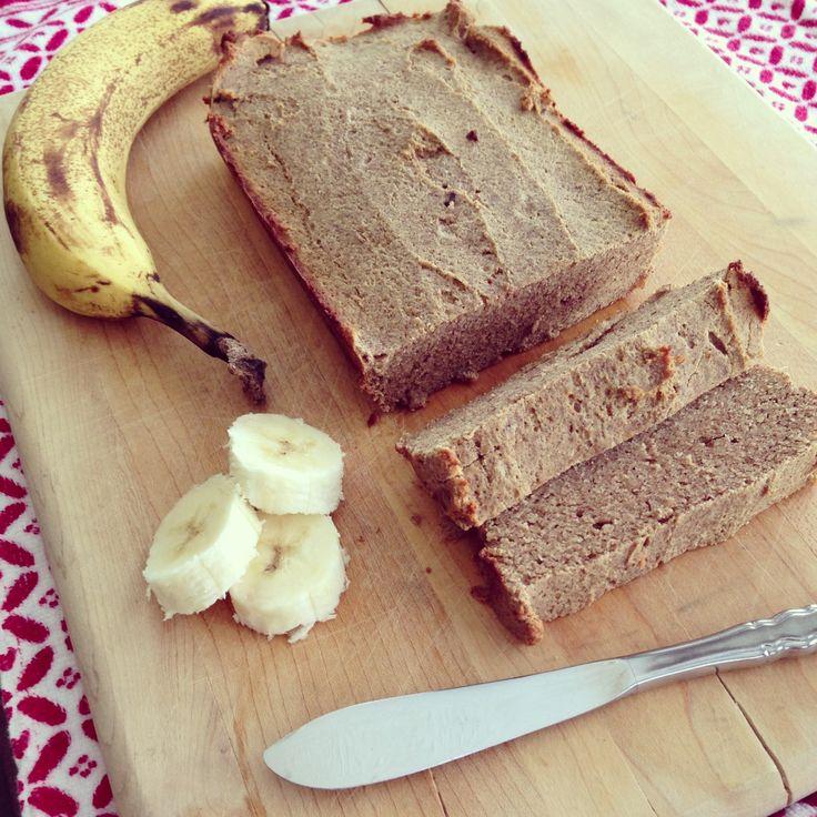 21DSD Coconut Flour Banana Bread  @Taylor Made It Paleo