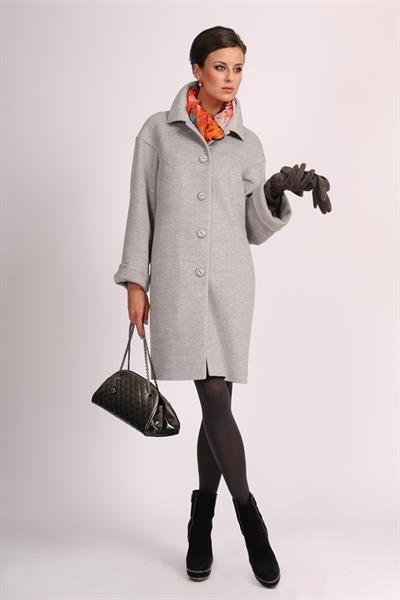 Фасон демисезонных женских пальто
