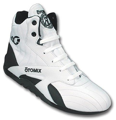 Otomix Power Trainer Womens Bodybuilding Shoes White 7 *** Click image to review more details.