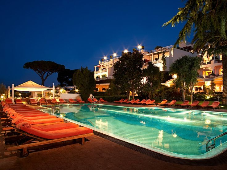 #Capri #Palace #Hotel & #Spa best place to spend #luxurious #vacation in #Italy. Book here http://www.benvenutolimos.com/