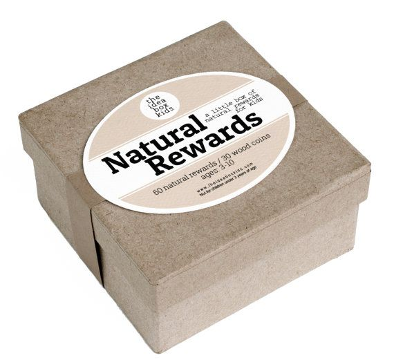 Natural Rewards for Kids Preschool Reward Ideas by theideaboxkids COOL PRODUCT,... love this shop!!!   so many different play boxes here~~  WWW.INFANTEENIEBEENIE.COM