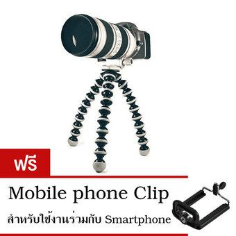 แนะนำสินค้า Flexible Tripod Size L -Black (Free Mobile phone clip) ☏ ลดราคาจากเดิม Flexible Tripod Size L -Black (Free Mobile phone clip) ฟรีค่าจัดส่ง | codeFlexible Tripod Size L -Black (Free Mobile phone clip)  รับส่วนลด คลิ๊ก : http://buy.do0.us/4jj7k9    คุณกำลังต้องการ Flexible Tripod Size L -Black (Free Mobile phone clip) เพื่อช่วยแก้ไขปัญหา อยูใช่หรือไม่ ถ้าใช่คุณมาถูกที่แล้ว เรามีการแนะนำสินค้า พร้อมแนะแหล่งซื้อ Flexible Tripod Size L -Black (Free Mobile phone clip) ราคาถูกให้กับคุณ…