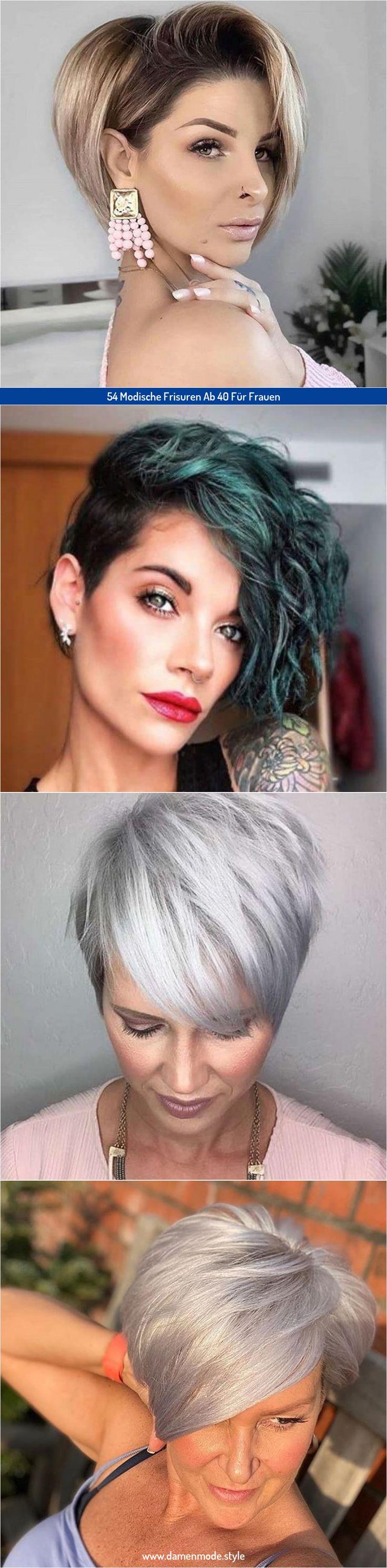 Frisuren Für Mollige Frauen Ab 40
