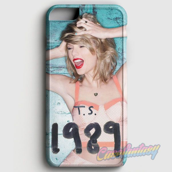 Taylor Swift Poster 1989 Cover Album Taylor Swift Singer iPhone 6/6S Case | casefantasy