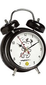 Peanuts Twin-Bell Alarm Clock