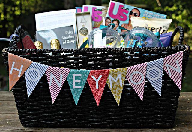 Carolina Charm: Honeymoon Gift Basket
