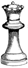 graphic of a chess piece