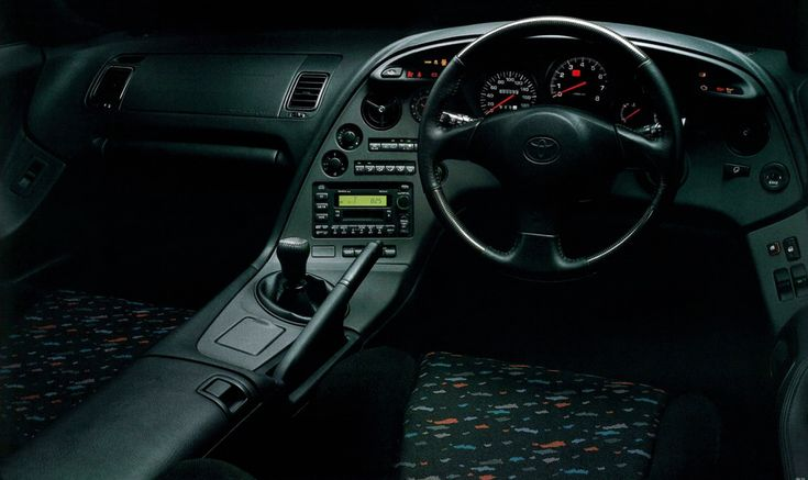 1996 Toyota Supra RZ