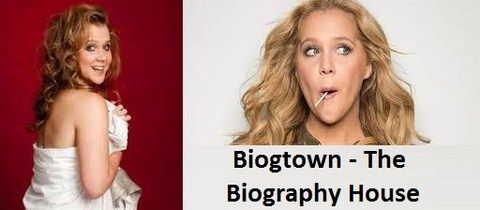 American Comedian Amy Schumer Biography