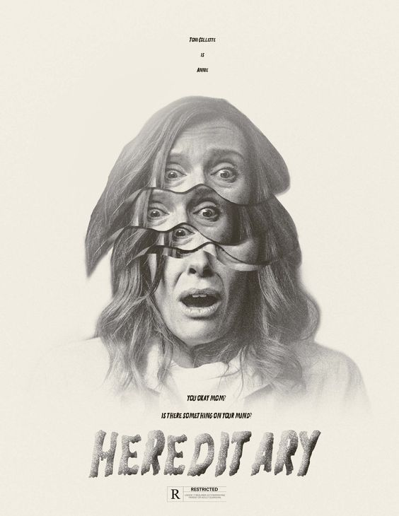 Hereditary 2018 2018 In 2019 Movie Poster Art Film Poster