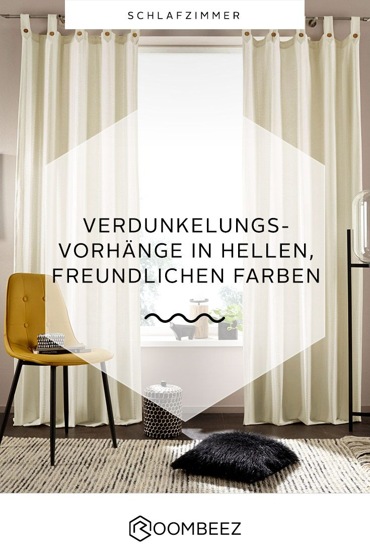 Moderne Verdunkelungsvorhange Helle Farben Schlafzimmer Farben