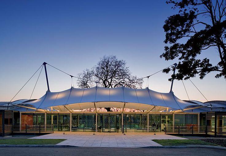 Lawn Tennis Association: National Tennis Centre Hopkins