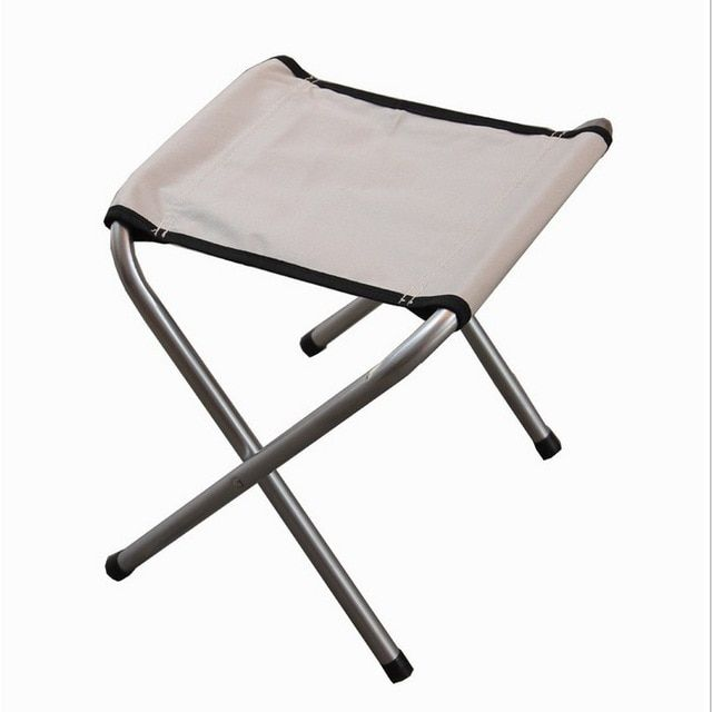 Outdoor Folding Chairs Portable Fishing Chairs Outdoor Leisure