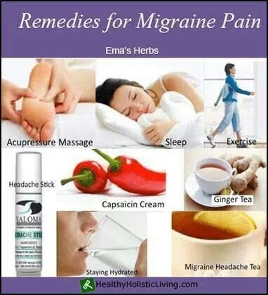 Migraine Natural Remedies Food