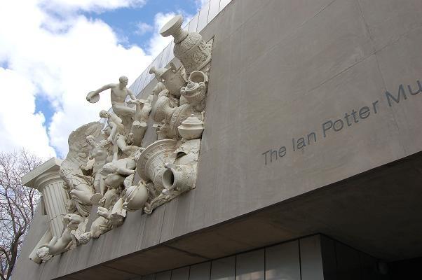 The Ian Potter Museum of Art- Fender Katsalidis Architects  Melbourne, Australia