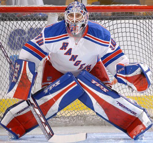 Henrik Lundquist - NY Rangers