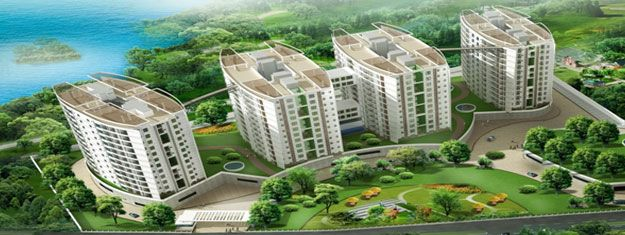 Kolte Patil Mirabilis  Location: Horamavu Sizes: 1100-1593sq ft Plans: 2 & 3 BHK Possession By: NA Land Area: 7 Acres.