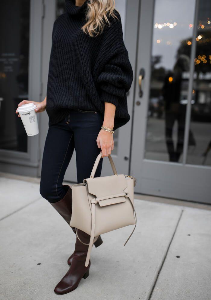 27 Chic Looks für den Rollkragen Herbst Outfit – Julia Sernow