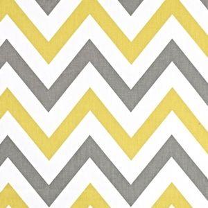 Jazz Saffron 100% Cotton 137cm wide 16cm repeat Curtaining