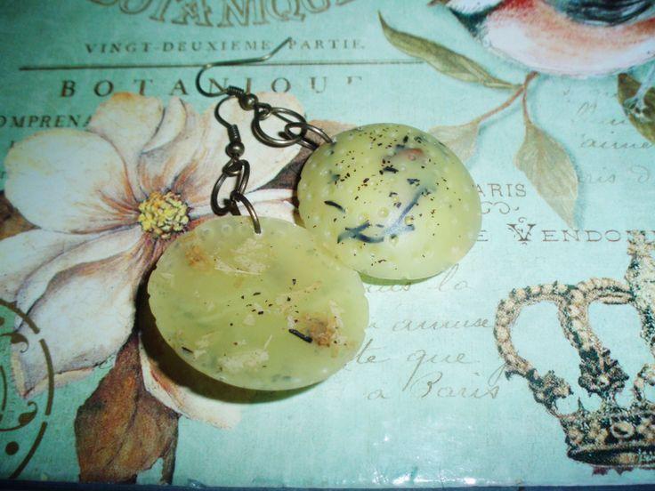 earrings handmade by Artepovera