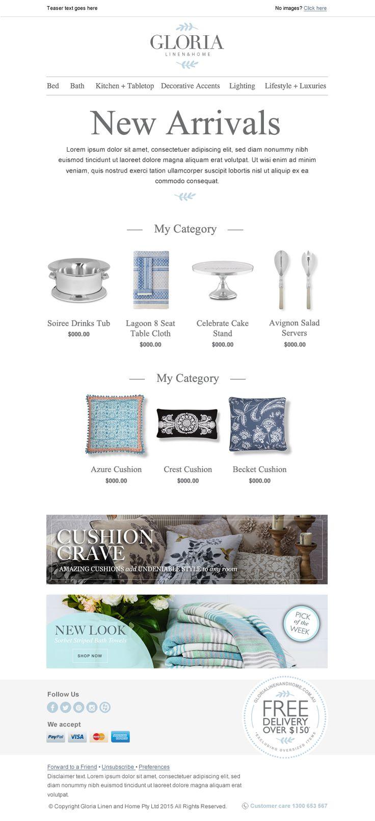 31 best Farm.Co Mailchimp Designs images on Pinterest | Diseño de ...
