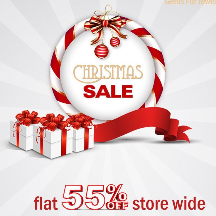 Celebrate this lovely Christmas with us. Shop our exciting sales at Flat 55% off on all items. Only on Gemsforjewels!! With new additions every day. Pick your favorite from a wide range of Precious & Semiprecious, rough diamonds & rosecut diamonds.