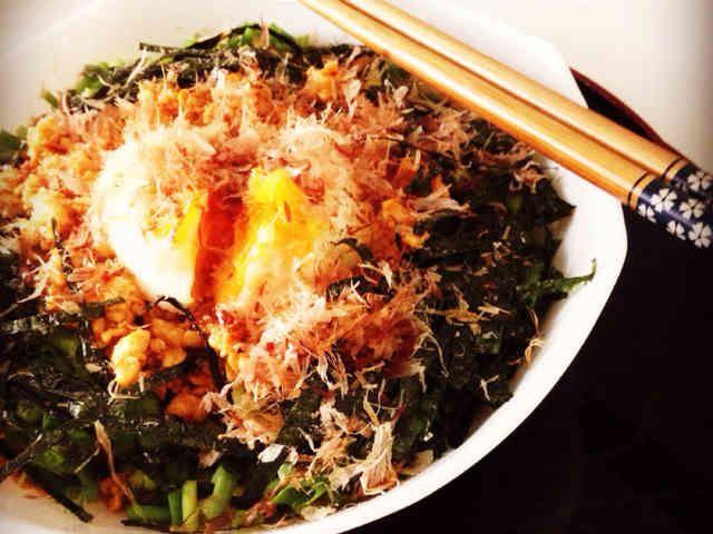 お豆腐そぼろで台湾まぜそば♪の画像