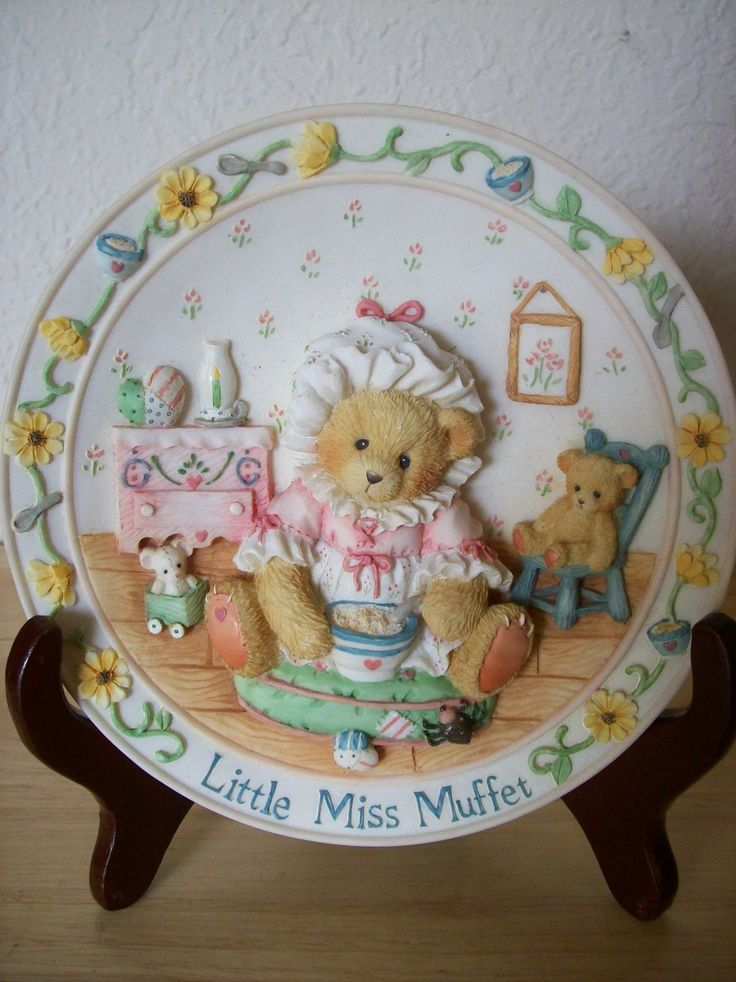 Little Miss Muffet (Nursery Rhymes Collection) 1995