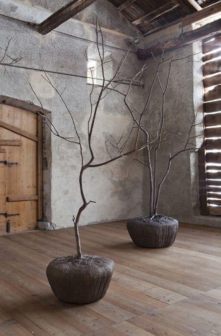 + #concrete #decoration #inspiration | SU-MEI TSE - Trees & Roots