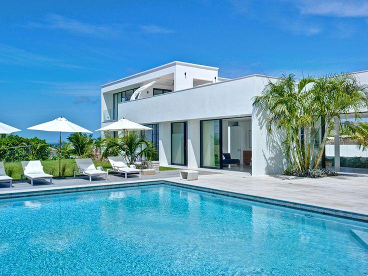 A contemporary style Barbados villa with private pool - Barbados 219.