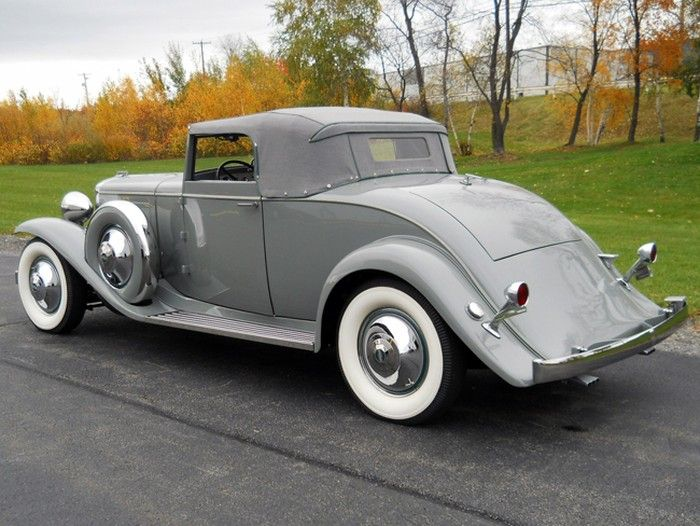 Best Marmon Motor Car Company Images On Pinterest